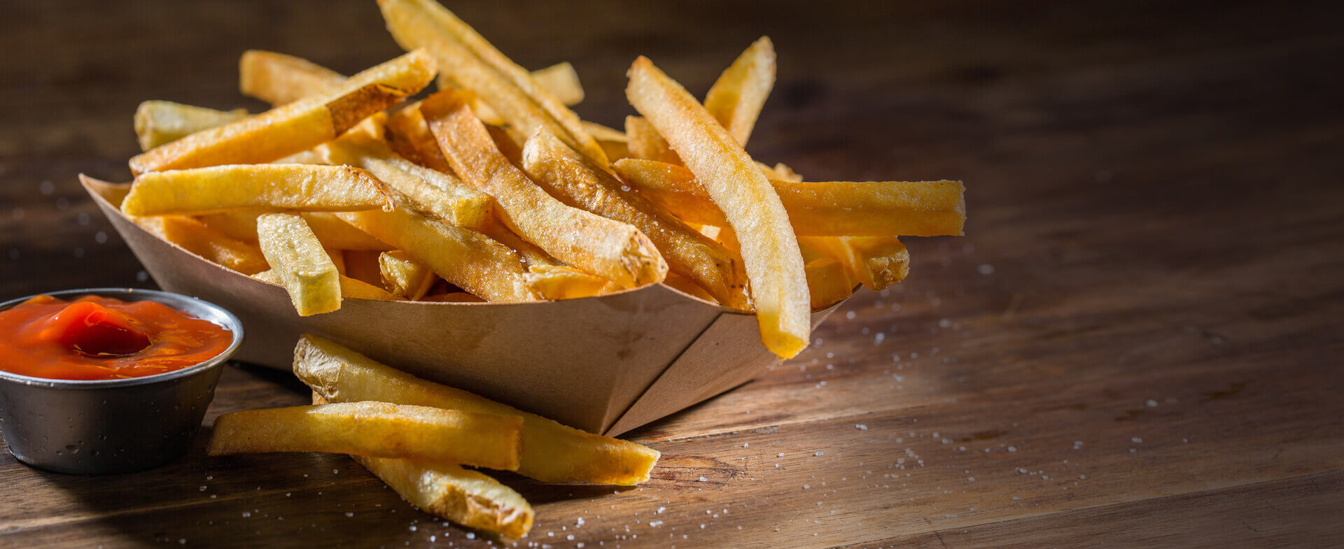 Wayback Burgers Fries