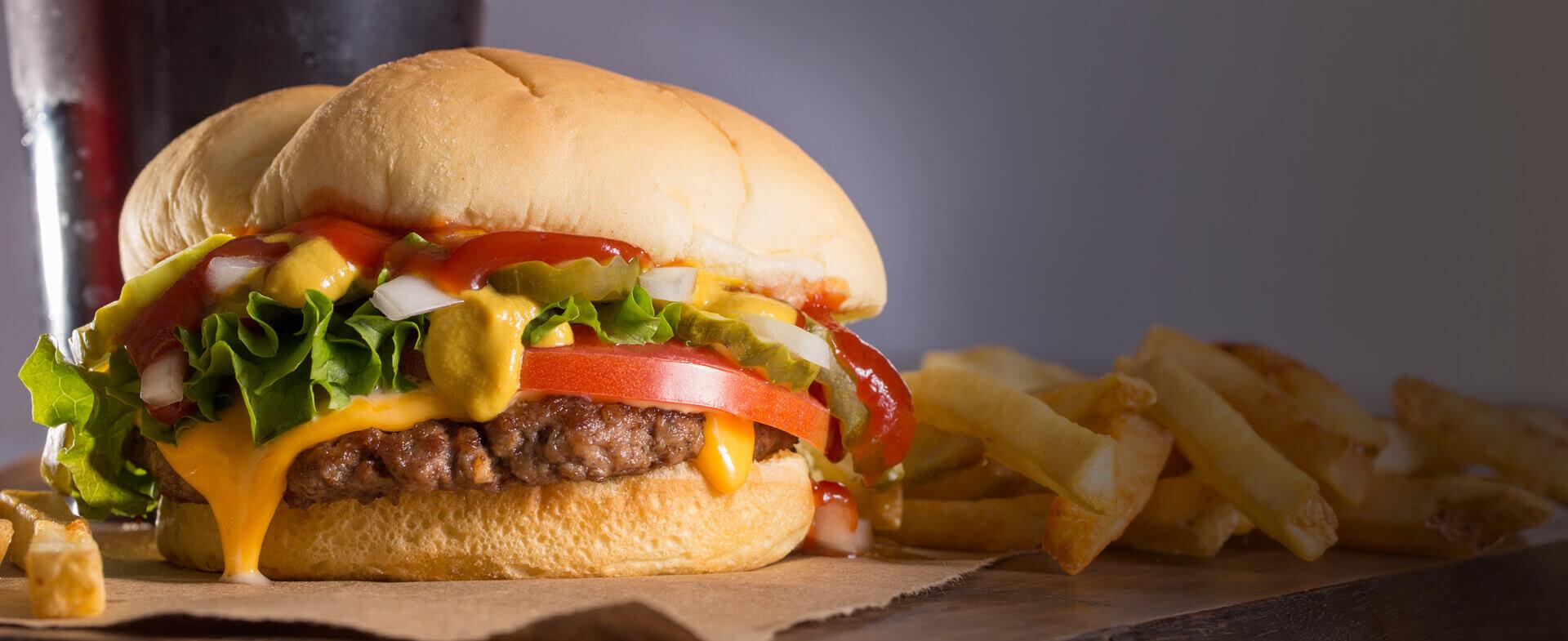 Wayback Burgers Single Cheeseburger