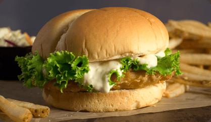 WB Cod Sandwich