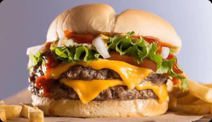 Wayback Classic Burger
