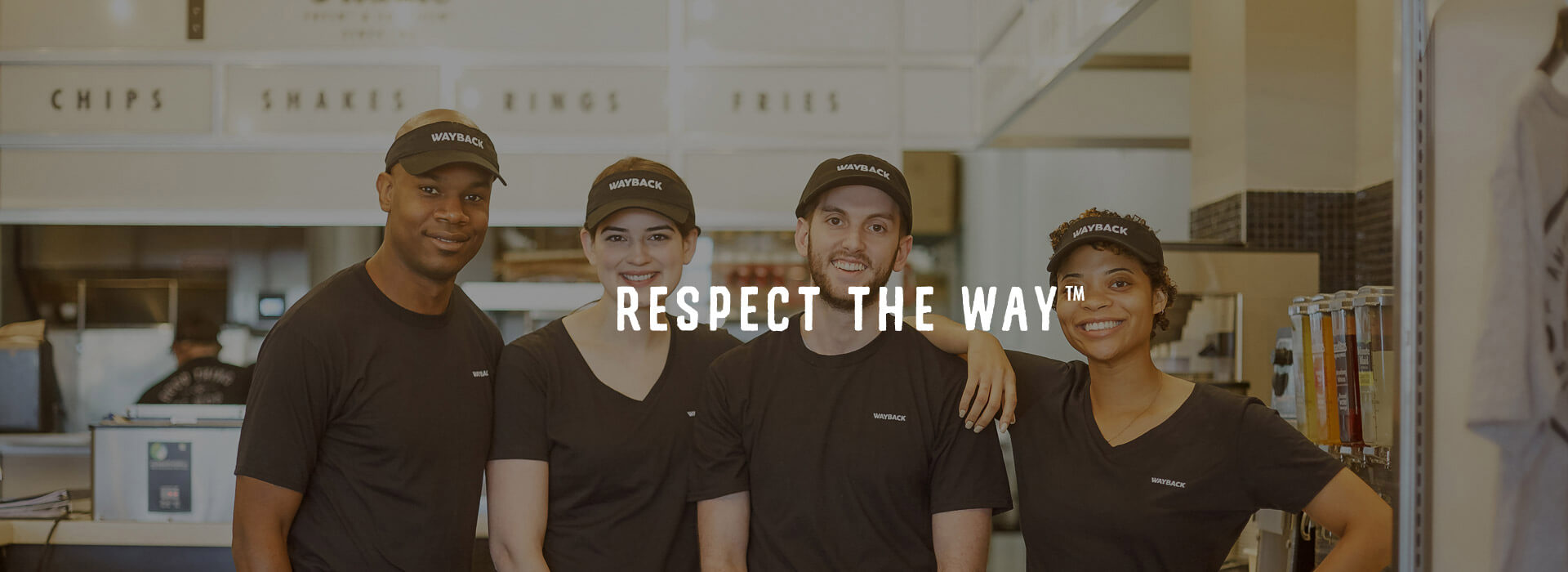 Respect the way